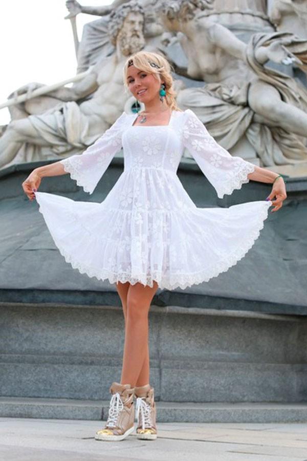 a21ad735de74d5d Летние платья — купить модное/стильное/красивое/легкое летнее платье ...