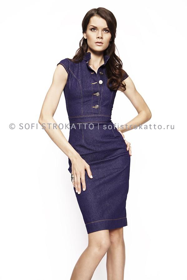 42b52075faf Джинсовые платья — купить стильное красивое модное джинсовое платье ...