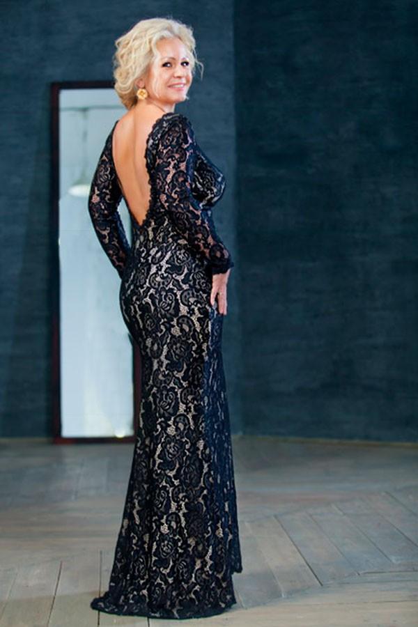 efa336a95e81f Вечерние платья — купить модное дизайнерское вечернее платье от ...
